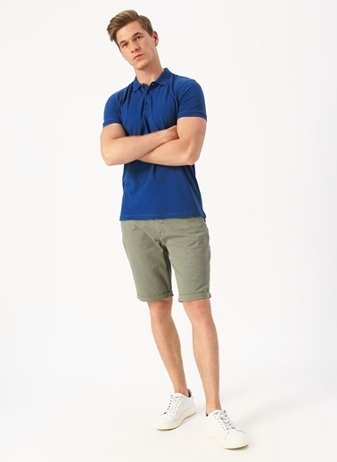 Twister Tişört İndigo